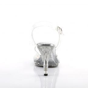 Sandalette IRIS-408 - Klar