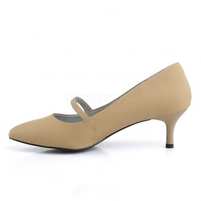 Pumps KITTEN-03 - Taupe