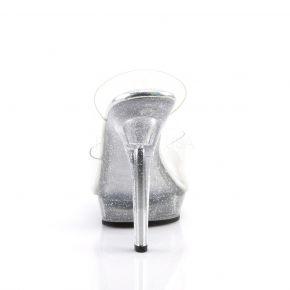 Pantolette LIP-102MMG - Klar