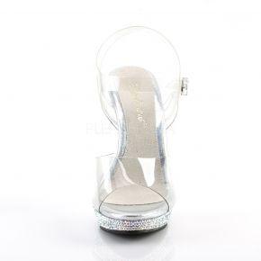 Sandalette LIP-108DM  - Klar