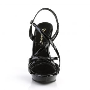 Sandalette LIP-113 - Schwarz