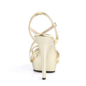 Sandalette LIP-113 - Gold