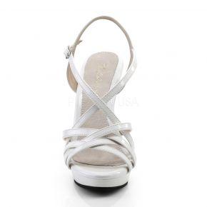 Sandalette LIP-113 - Weiß