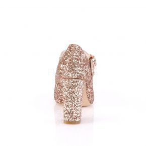 Mary Jane Pumps SABRINA-07 - Rose Gold