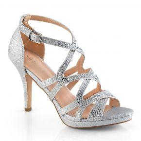 Sandalette DAPHNE-42 - Silber