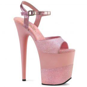 Extrem High Heels FLAMINGO-809-2G - Baby Pink