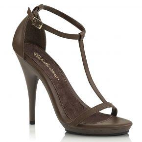 Sandalette POISE-526 - Braun